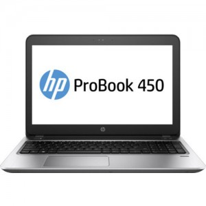 HP ProBook 450 G3 (7th Gen Intel Core i7-6500U Processor, 8GB RAM, 500GB HDD, Windows 10 Pro)