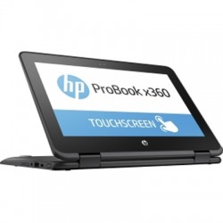 HP ProBook x360 11 G1 EE (Intel Celeron N3350 Processor, 4GB RAM, 128GB PCIe, Windows 10 Pro 64)