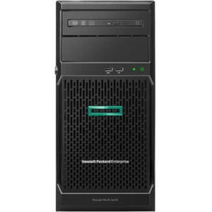 HPE ProLiant ML30 Gen10 E3-1220v6 1P 8GB-U B140i 4LFF NHP 350W PS Entry Server
