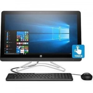 HP 24-e015xt All-in-One Desktop PC (Intel Core i3-7100U 8GB RAM, 1TB HDD, Windows 10 Home)