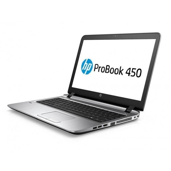 HP ProBook 450 G3 (7th Gen Intel Core i7-6500U Processor, 8GB RAM, 500GB HDD, Windows 10 Pro)