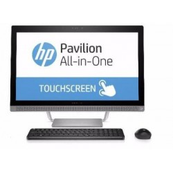 HP Pavilion All-in-One - 27-a240se Desktop PC (Intel Core i7-7700T 16GB RAM, 1TB HDD & 8GB SSD, Windows 10 Home)