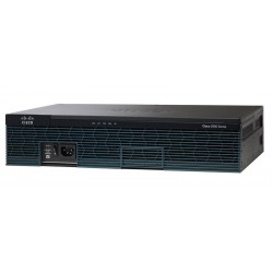 Cisco 2911/K9 Integrated Services Router