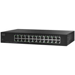 Cisco Small Business SF110-24 24-Port 10/100 Switch