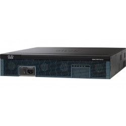 Cisco 2921/K9 Integrated Services Router