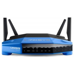 Linksys WRT1900ACS Dual-Band Wireless-AC1900 Gigabit Router with 1.6GHz CPU