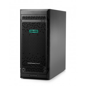 HPE ProLiant ML110 Gen10 E3104 1.7GHz 6-core 1P 8GB-R S100i 4LFF NHP 350W PS DVD Entry AMS Server