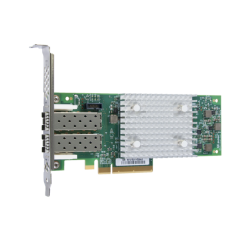 HPE StoreFabric SN1100Q 16Gb Fibre Channel (FC) Adapter Dual Port PCI-e Host Bus Adapter (HBA)