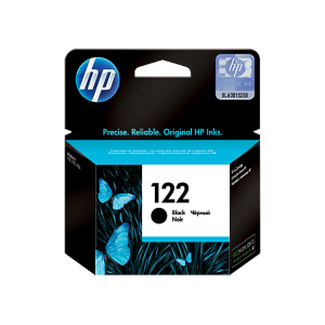 HP 122 Black Original Ink Cartridge (CH561HE)