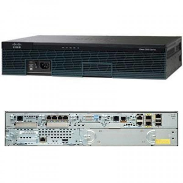 Cisco 2921-SEC/K9 Integrated Services Router