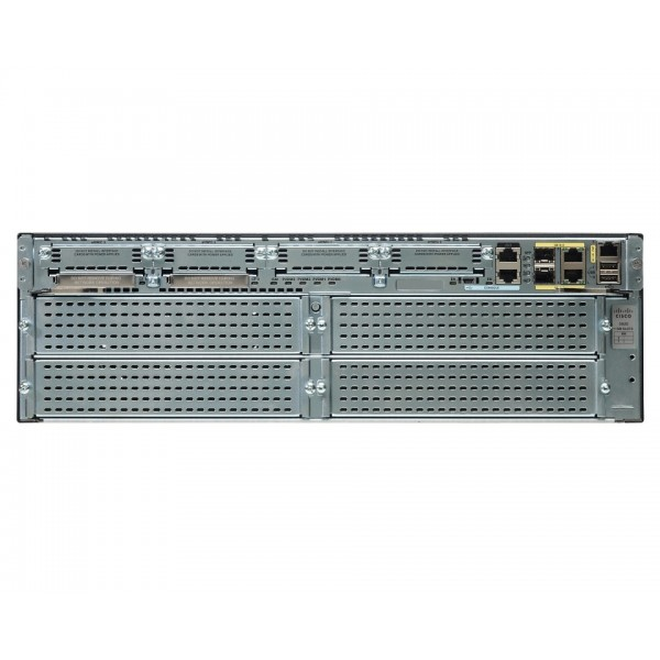 Cisco 3945/K9 Integrated Services Router