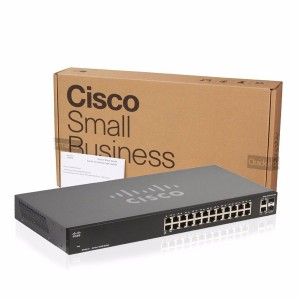 Cisco Small Business SF112-24 Unmanaged Switch